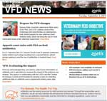 Mike Smith writes about antibiotic use for PORK Network's Veterinary Feed Directive e-newsletter